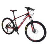 Bike горы волокна углерода 30 скоростей с гидровлической Lockable вилкой