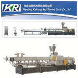 300kg/H PA6 Nylon + Glas-Faser Plastic Compounding Twin Screw Pelletizing Line