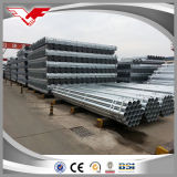 Tubi d'acciaio galvanizzati tuffati caldi standard di ASTM A53 non legati