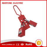 Non-Conductive Nylon Plastic Electrical Safety Lockout Moraillon