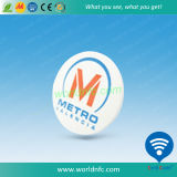 Símbolo do metro da moeda da alta qualidade 13.56MHz Mf S70 RFID