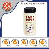 De in het groot Baby veegt Nat af afveegt de Goedkope Olie van de Baby afveegt