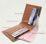 Бумажник неподдельной кожи людей способа