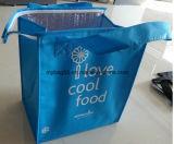 Bolsos no tejidos respetuosos del medio ambiente aislados fábrica experimentada del refrigerador de la comida campestre