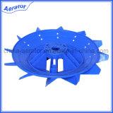 Palette Wheel Aerator pp Impeller avec Resistance UV