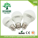 Alta qualità PBT Housing 3W 5W 7W 9W 12W LED Lighting Bulb
