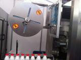 Máquina de etiquetas Shrinking automática da luva da água mineral (YXT-SLM-150B)