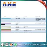 耐久の習慣のユニバーサル小型適用範囲が広いPolyster RFIDの資産の札