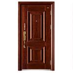 Do balanço elevado de aço da segurança da quantidade da porta da porta da segurança porta exterior