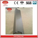 Metallfassadenelement-aufgetragene Aluminiumblätter (Jh144)