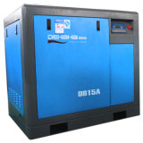 Dhh 11kw 380V 220V 415V 벨트에 의하여 모는 나사 공기 압축기