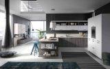 Livrar os gabinetes de cozinha modulares do arcabouço da madeira compensada do projeto 18mm que jantam a mobília
