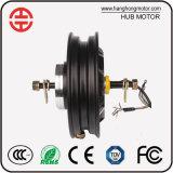 72V электрический DC Wheelhub Motor с батареей