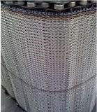 ステンレス製のSteeワイヤーコンベヤーの網ベルト