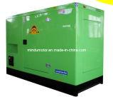 Inizio elettrico del generatore diesel di Weichai 30kw raffreddato ad acqua
