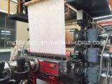 Protuberancia rígida de la placa/de la hoja del plástico PVC/PE/PP y cadena de producción