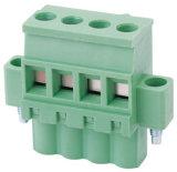 Conector de bloco de terminais plugável de alta qualidade