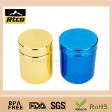 el frasco plástico de la botella del cromo de los PP del HDPE 30oz puede arreglo para requisitos particulares