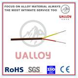 Das isolierte t-PET schreiben/flocht Thermoelement-Ausgleichs-Kabel