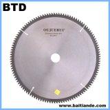 La circulaire de carbure scie la lame pour l'aluminium