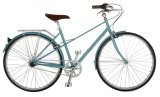 Chromoly Lady City Bike