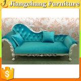 Sofa français de trône de type de modèle spécial pour la salle de séjour ou la pièce de bâti