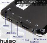"""4.3 """" вздрагивание 6.0 передатчика модуля FM Glonass GPS навигации GPS в-Черточки Built-in"""