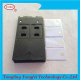 Inkjet quente da bandeja de cartão da identificação do PVC da venda Printable para Canon IP4980