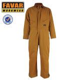 Groothandelaar van het Overtrek van katoenen Fr Workwear van de Veiligheid de Eenvormige van China