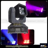 Luz movente do diodo emissor de luz da cabeça do zoom 4X15W do ajuste mini