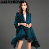 100%Polyester Women's Thick Warm Scarves Shawl