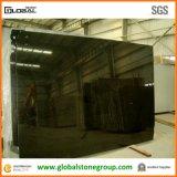 Qualitätsindische schwarze Granit-Platten für Countertops/Gegenoberseiten