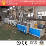 PVC que pisa a linha de produção da tubulação