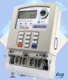 Teclado da fase monofásica pagado antecipadamente/medidor energia do pagamento adiantado