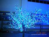 Lumière de chaîne de caractères de l'usager DEL de décoration de lumière de cerisier de DEL