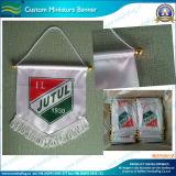 Изготовленный на заказ декоративный флаг шнура войлока вымпелов сувенира (M-NF12F13010)