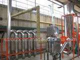 Usine de lavage de film en plastique de PE de GV de la CE (capacité 300-1500kg/hour)