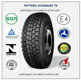 Tous les pneus radiaux en acier 315/70r22.5 (ECOSMART 62) de camion et de bus