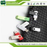 2017 de Aandrijving van de Pen van Shap 4GB USB van de moersleutel met Vrij Embleem