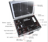 OutdoorまたはIndoor UseのためのFactory中国のSell Directly 500W Nini Portable Suit Case Style AC 110V/220V Solar Power Generator System Sp500A