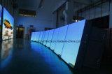 Visualizzazione di LED esterna dello stadio del TUFFO di colore completo P10 di servizio fronte