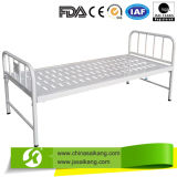 Einfaches flaches Krankenhaus-Bett (ISO/CE/FDA)