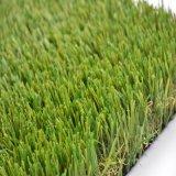 Вь-образност Landscaping искусственная трава для заднего двора