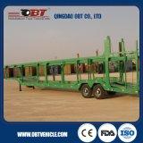 De Semi Aanhangwagen van het Vervoer van de auto, de Auto-carrier van de Aanhangwagen van de Vrachtwagen