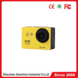 Fábrica Directly Supply Full HD 1080P/720p 12 Mega Pixel Sport Camera Sj4000 com 30m Waterproof e WiFi