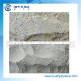 Piedra decorativa que rompe la máquina para la piedra arenisca y el mármol