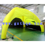 옥외 Camping Inflatable Tent 또는 Advertizing Inflatable Tent