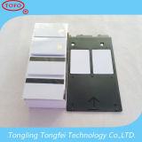 Bandeja de cartão da identificação do PVC Cr80 para as impressoras Inkjet de Canon G