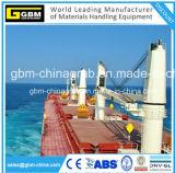 Grue marine de paquet de bateau hydraulique électrique de Fil-Dispositif de relevage