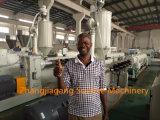 Tubulação plástica da drenagem UPVC que faz a máquina